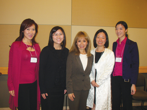 Conference helps empower, strengthen Asian women through positive change